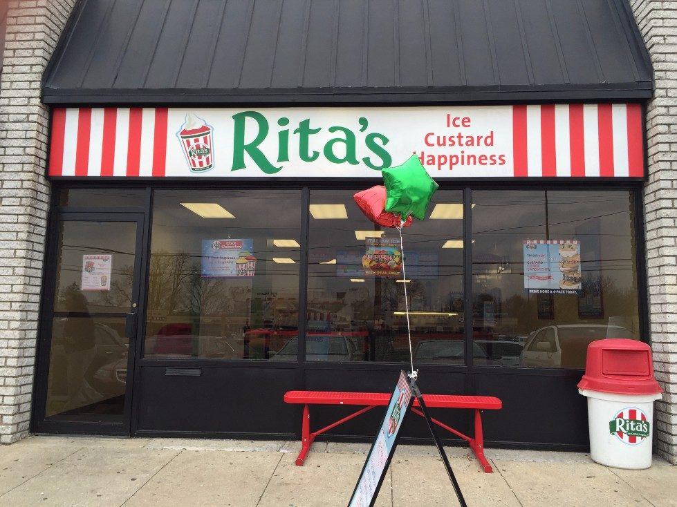 Rita's Water Ice Franchise